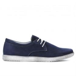 Men casual shoes 835p bufo indigo