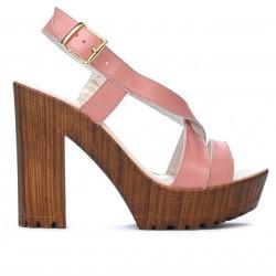 Women sandals 5030 rosa