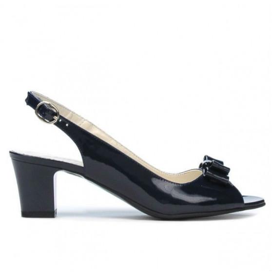 Sandale dama 1251 lac indigo