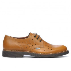 Pantofi casual barbati 836 maro