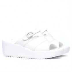 Sandale dama 5041 alb
