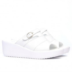 Women sandals 5041 white