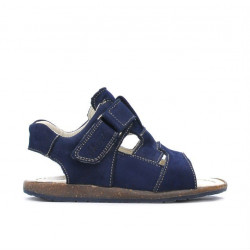 Small children sandals 59c bufo indigo