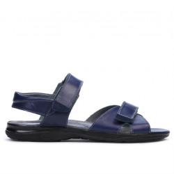 Men sandals 316 indigo