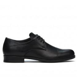 Teenagers stylish, elegant shoes 396 black