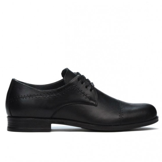 Pantofi eleganti adolescenti 396 negru