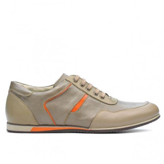 Pantofi sport barbati 860 nisip+bej