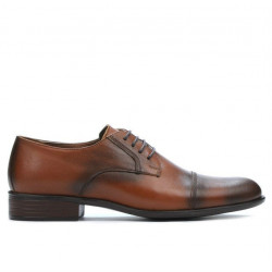 Pantofi eleganti barbati 838 a maro