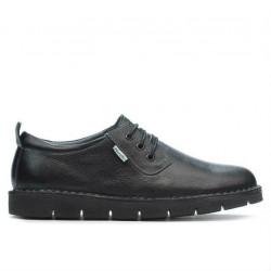 Pantofi casual dama 7000-1 negru