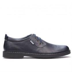 Men casual shoes 7201-1 indigo