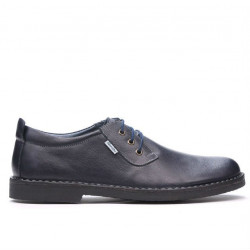 Pantofi casual barbati 7201-1 indigo