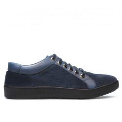 Pantofi casual/sport barbati 841 indigo combined