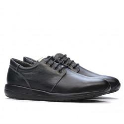 Teenagers stylish, elegant shoes 399 black