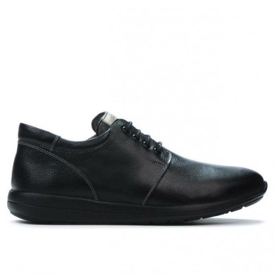 Pantofi casual barbati 842 negru