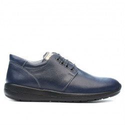 Teenagers stylish, elegant shoes 399 indigo