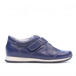 Pantofi copii 135-1 indigo
