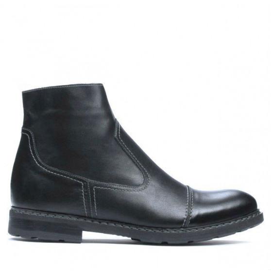 Men boots 456 black