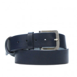 Men belt 10b biz indigo