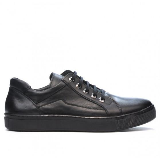 Pantofi sport barbati 830-1 negru