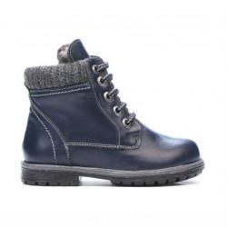 Small children boots 29c indigo