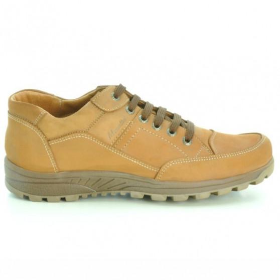 Pantofi sport barbati 853 tuxon maro