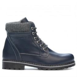 Women boots 3269 indigo