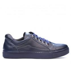 Men sport shoes 830-1 indigo