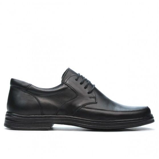 Pantofi eleganti barbati 843m negru