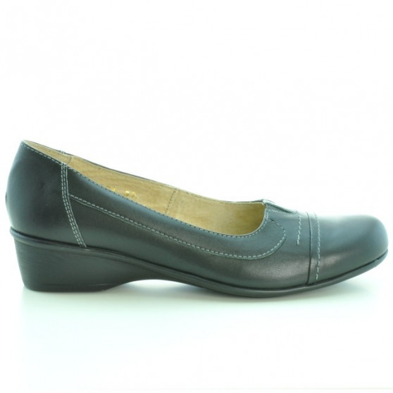 Pantofi casual dama 198 negru