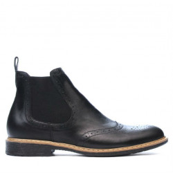 Men boots 493 black
