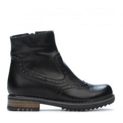 Children boots 3009 black