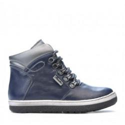 Children boots 3006 indigo combined