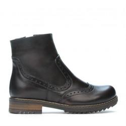 Children boots 3009 a brown