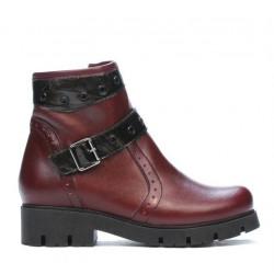 Children boots 3005 bordo