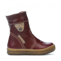 Small children boots 34c bordo+aramiu