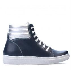 Women boots 3310 indigo combined