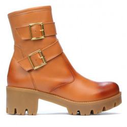 Women boots 3312 a brown