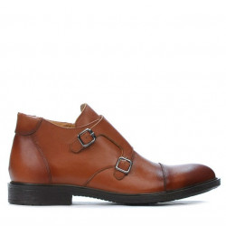 Men boots 492 a brown
