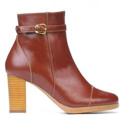 Women boots 1165 brown