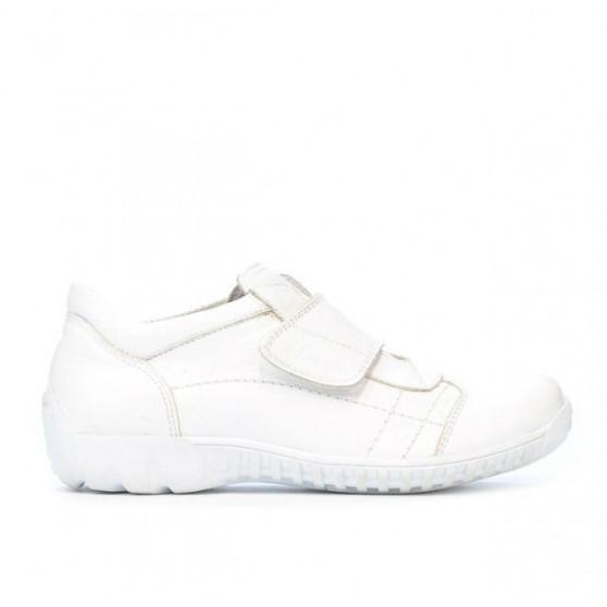 Pantofi copii 105 alb