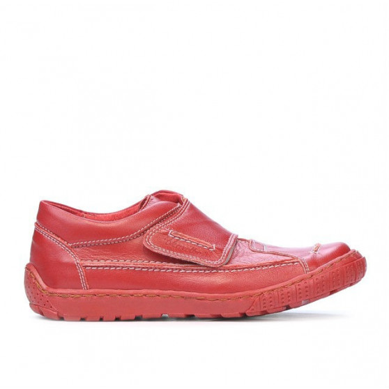 Children shoes 107 red