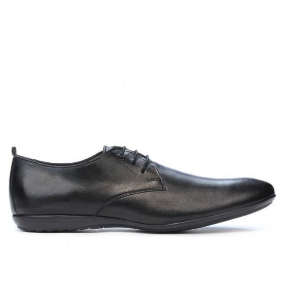 Men casual shoes 794 black