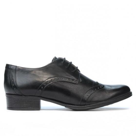 Pantofi casual dama 691 negru