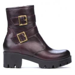 Women boots 3312 a bordo