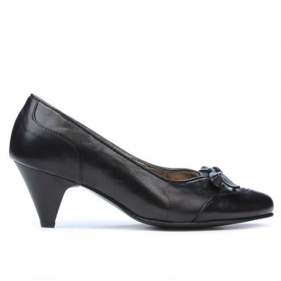 Women stylish, elegant shoes 1064 black
