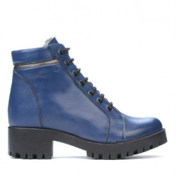 Women boots 3313 indigo