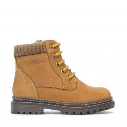 Small children boots 29-1c bufo brown