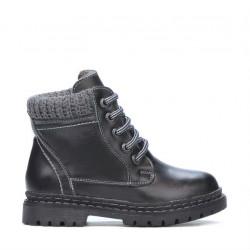 Small children boots 29-1c black