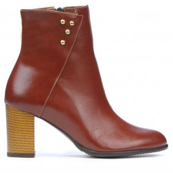 Women boots 1166 brown