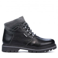 Teenagers boots 4000 black